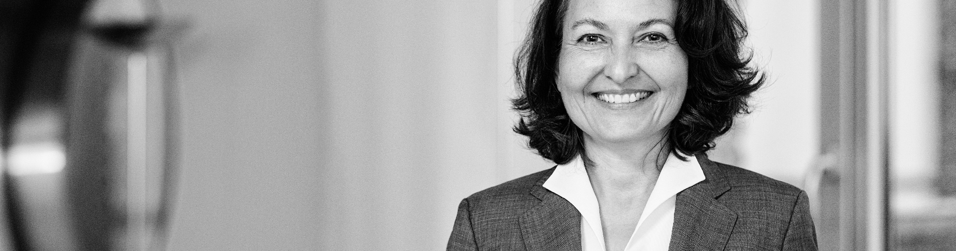 Rechtsanwältin Claudia Lützeler